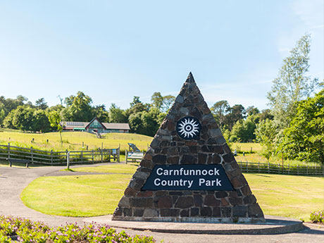 Carnfunnock Country Park